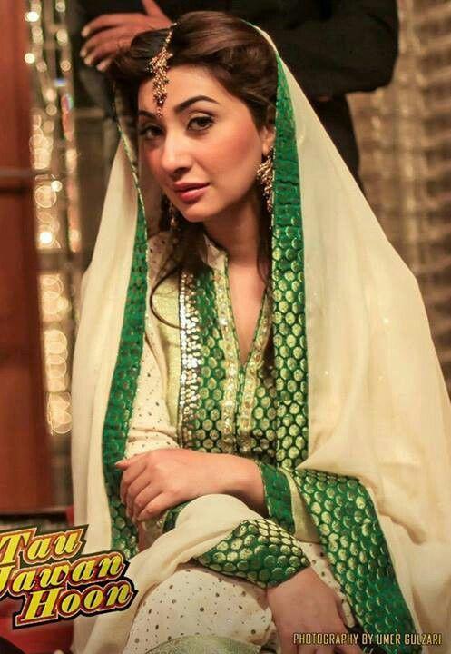 Actor Ayesha Khan  Wedding  Indian Dresses, Pakistani -8876