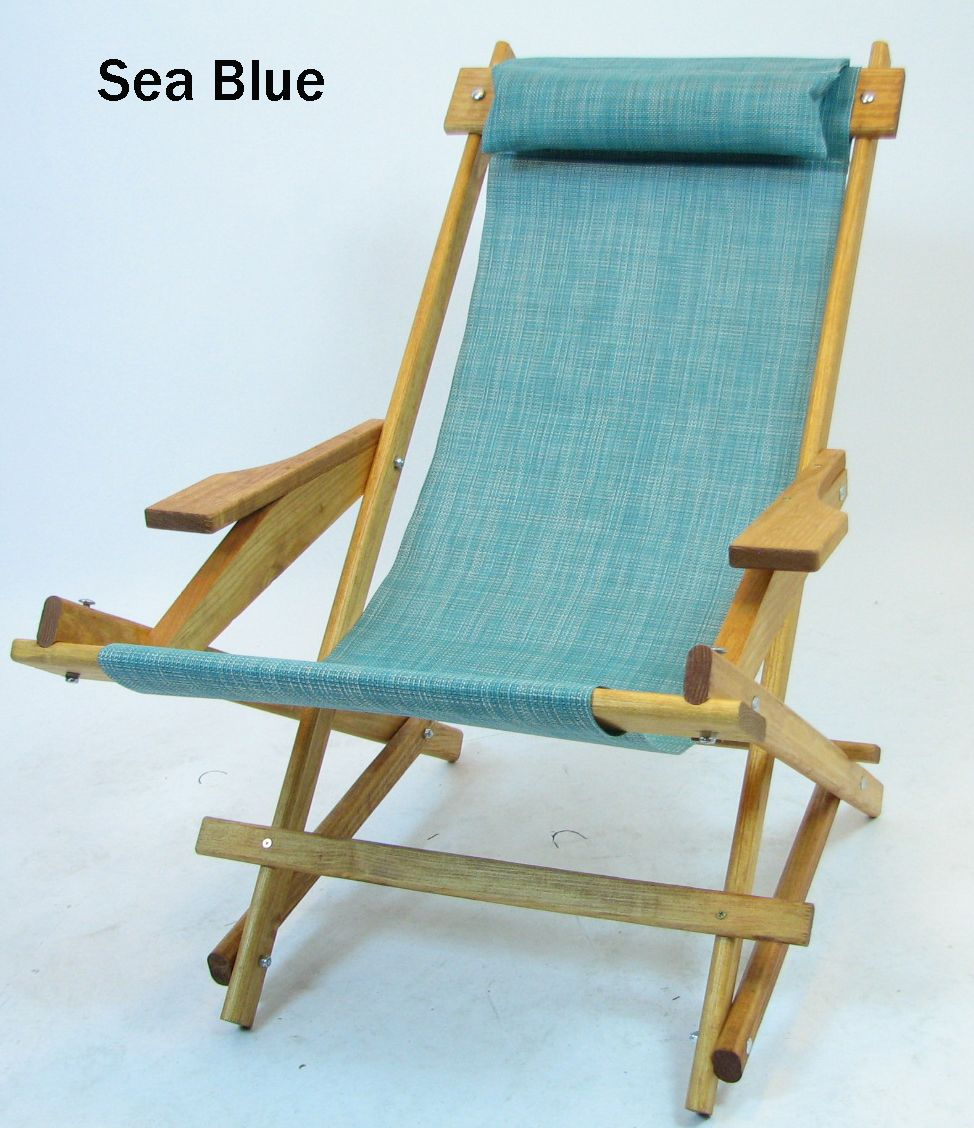 Wooden Folding Rocking Chair Sling Outdoor Projects Diy Beach