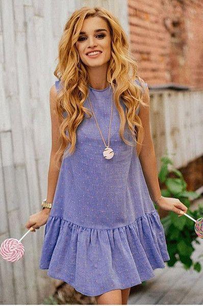 55596f439300 Летние платья Ксении Бородиной   Dress, suits, mix n match   Dresses ...