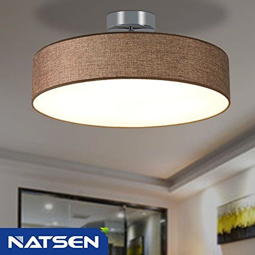 NATSEN 33W LED Ceiling Light Flush Mount Ceiling Lights Flush ...