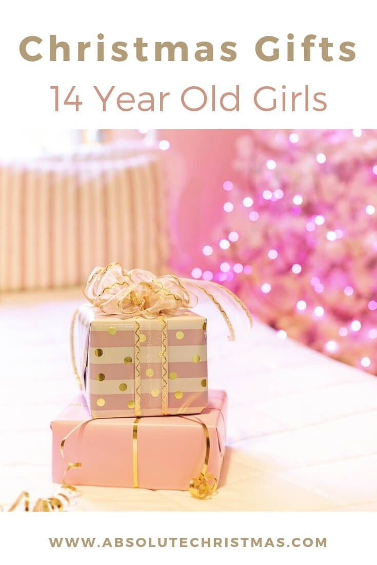 Christmas gifts for 14 year old girls 2021 absolute