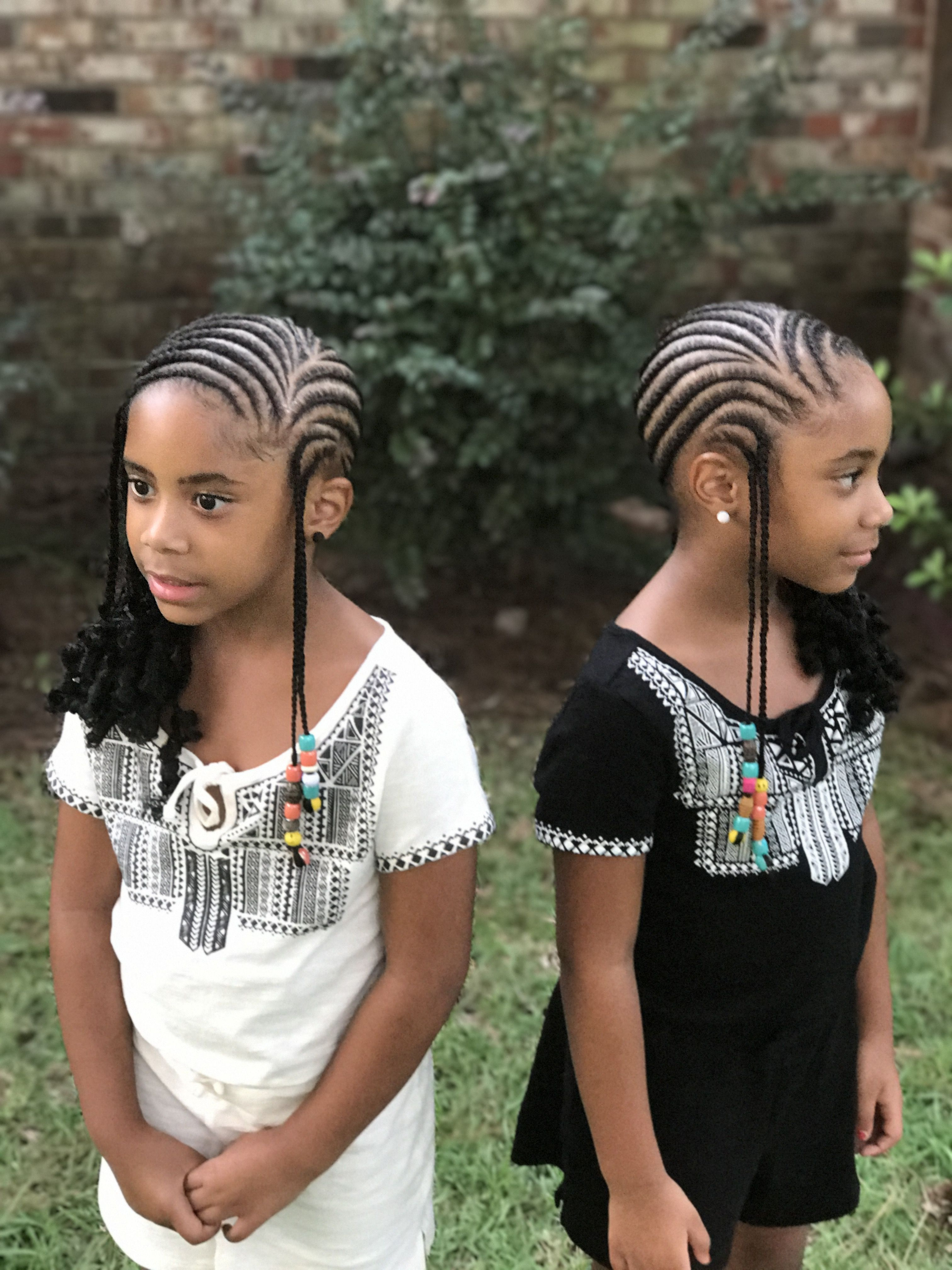 Kids braids by shugabraids mommyus sweet babykylie rae