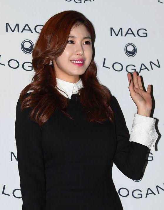 Hyosung in Seoul Fashion Week