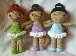 Amigurumis Muñecas : Resultado de imagen para muñecas amigurumis muñecas gumis