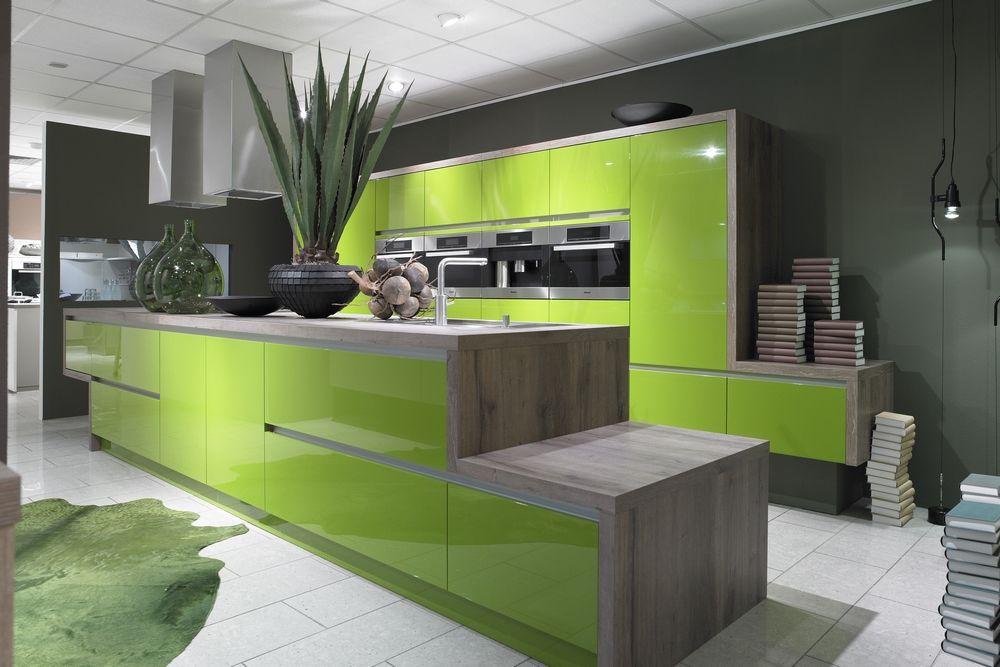 Deco Cuisine Vert