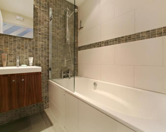 35 Grey Brown Bathroom Tiles Ideas And Pictures Part 59