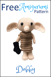 Photo of Free Harry Potter crochet patterns