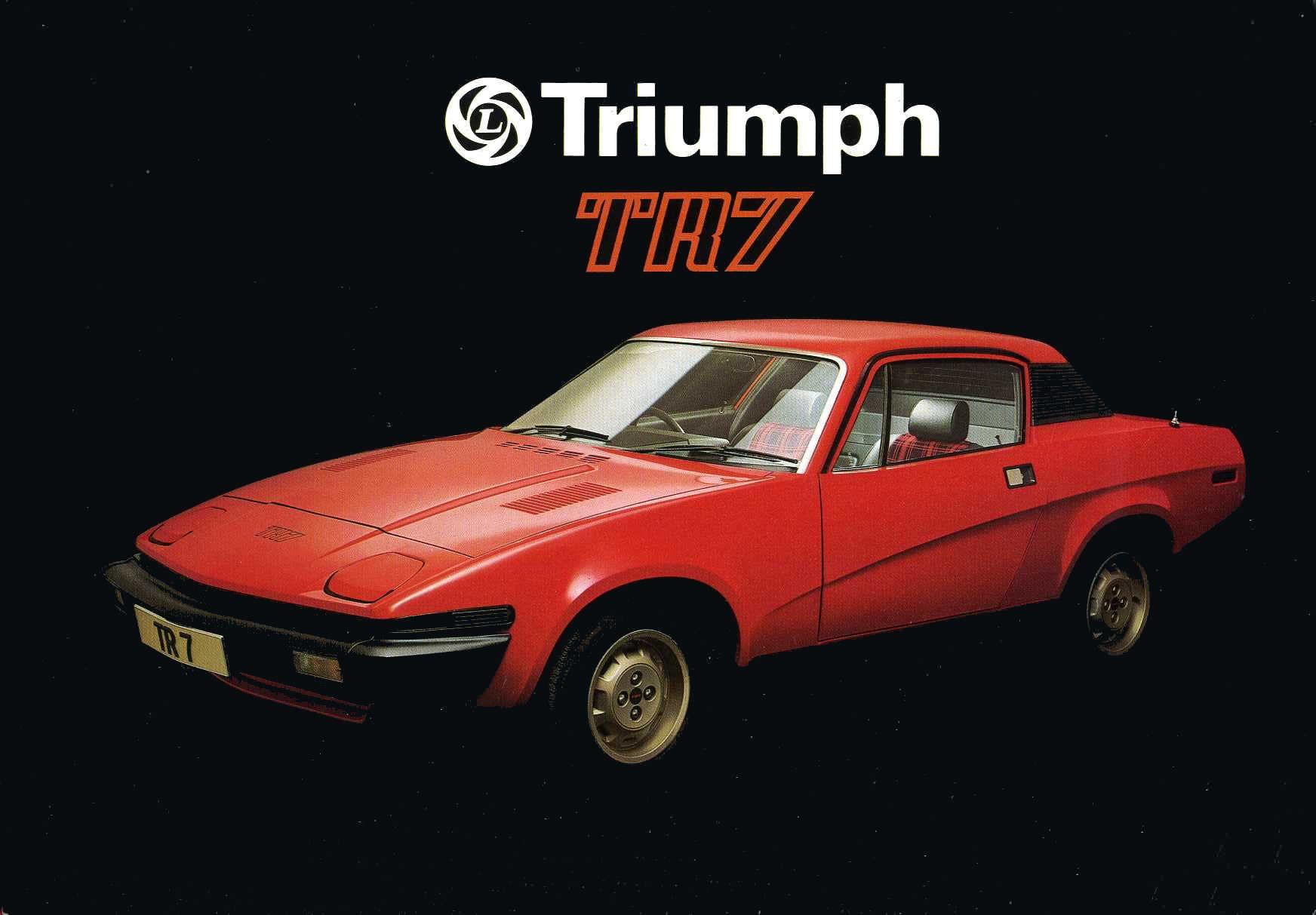 Triumph TR7 Cutaway Wallpaper | Cars and Vehicle