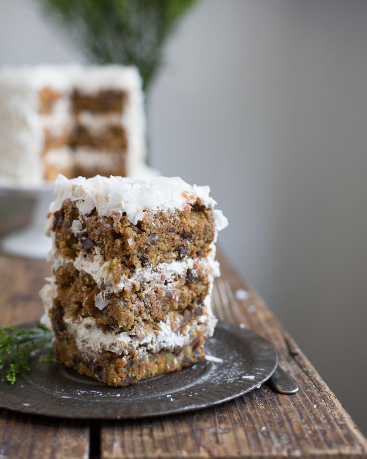 My Paleo Patisserie Carrot Cake