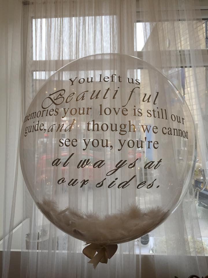 Balloon Centerpieces Wedding