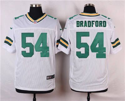 da1f0e553 ... NFL Nike Elite Jersey Nike Green Bay Packers 54 Carl Bradford White  Elite Jersey ...