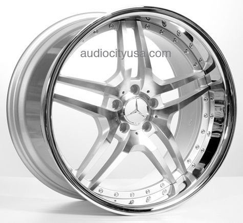 19 20 inch emr2 wheels rims sil for mercedes benz amg for Mercedes benz 20 inch wheels
