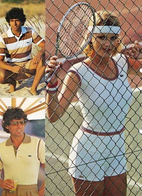 vintage tennis lacoste