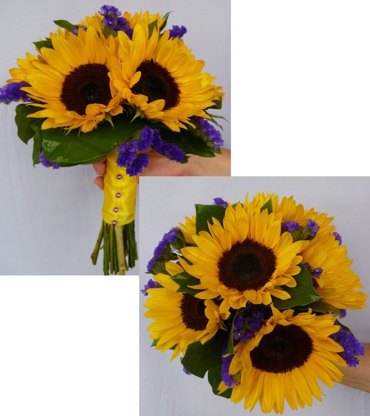 Flower Inspiration on Pinterest | Sunflowers, Boutonnieres and ...