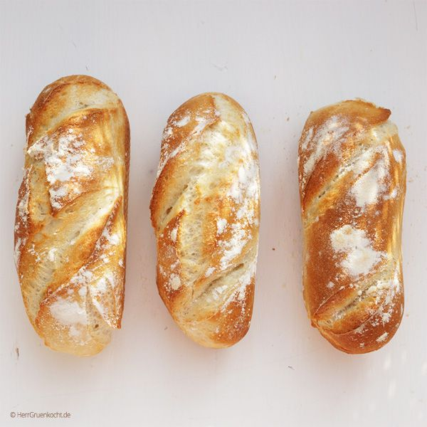 Photo of Just bake Italian rolls yourself Mr. Green cooks