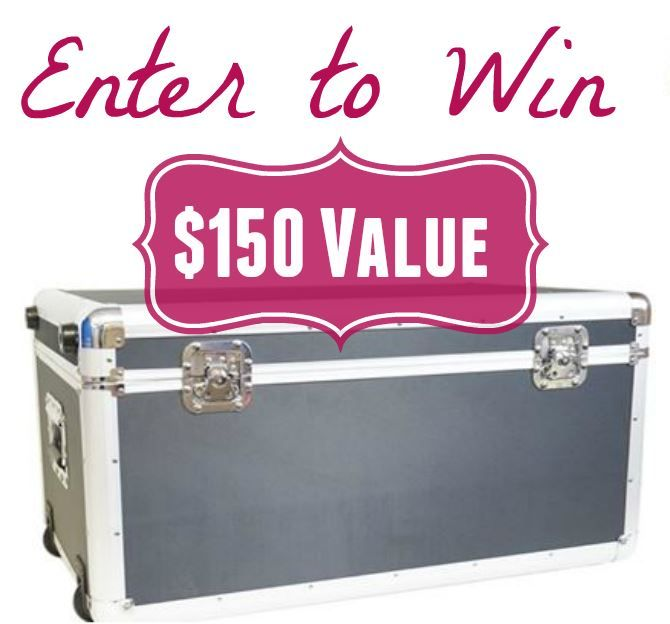 Giveaway} Win a VIN College Trunk - Choice of Color! $150