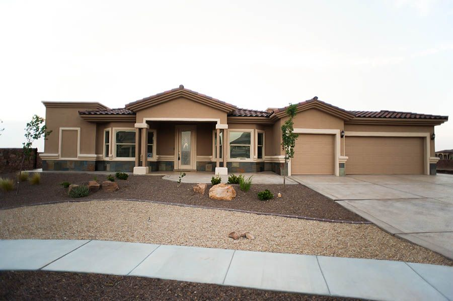 Buy Custom Homes In El Paso Tx Custom Homes Luxury Homes Home