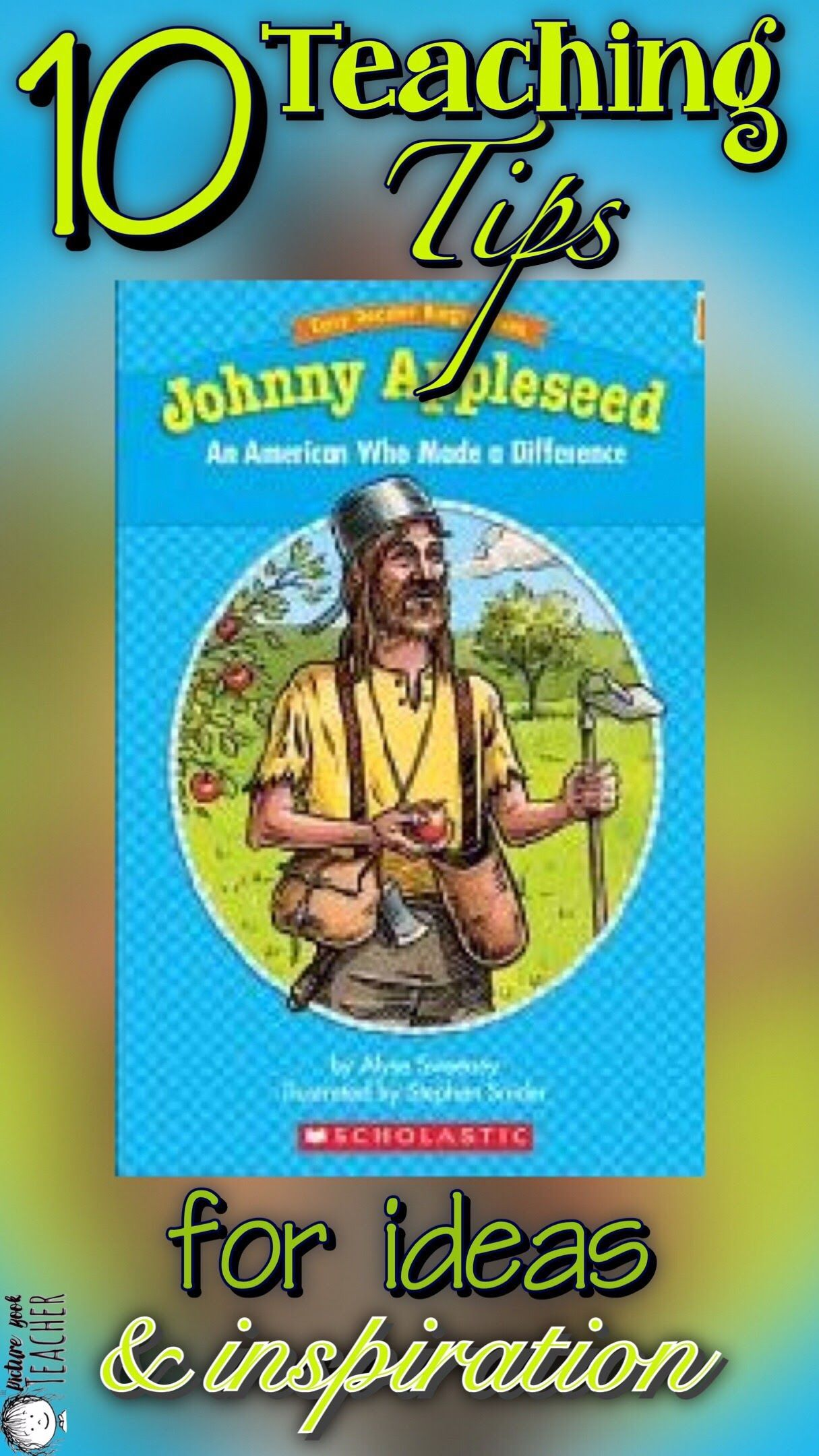Johnny Appleseed By Alyse Sweeney