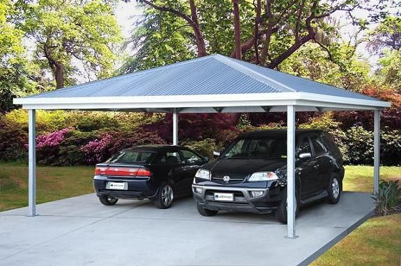Best Allcover Hiproof Carport Carport Designs Carport 400 x 300