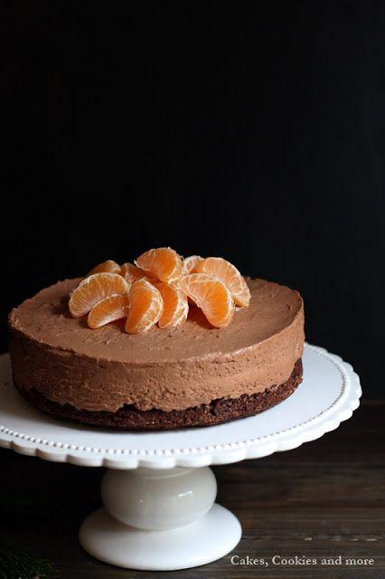 Rezept Fur Schokoladen Cheesecake Kuchen Und Torten Kuchen Rezepte Und Rezepte Zum Backen