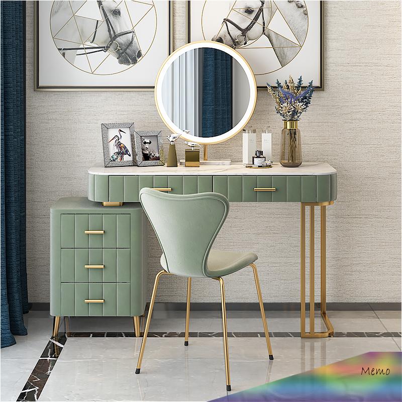 Jan 12 2020 Nordic Solid Wood Dressing Table Bedroom Modern Minimalist Window Dressing Tab In 2020 Dressing Table Storage Dressing Table Design Dressing Room Design