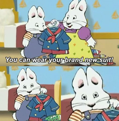 from Gunner cartoon max and ruby sex