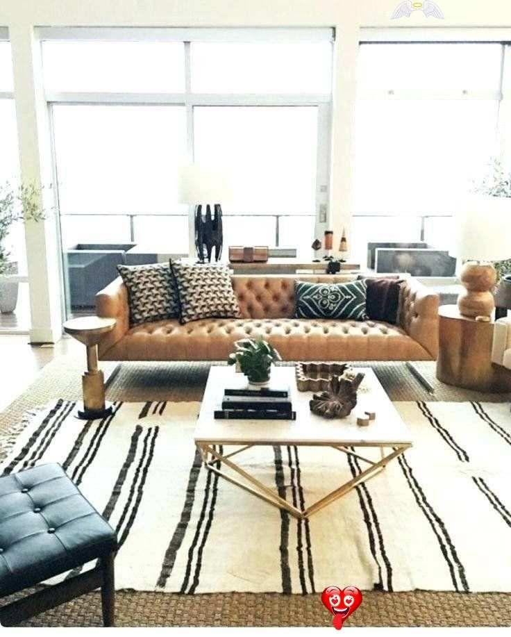 20 Light Brown Living Room   Modern Living Room Design ...