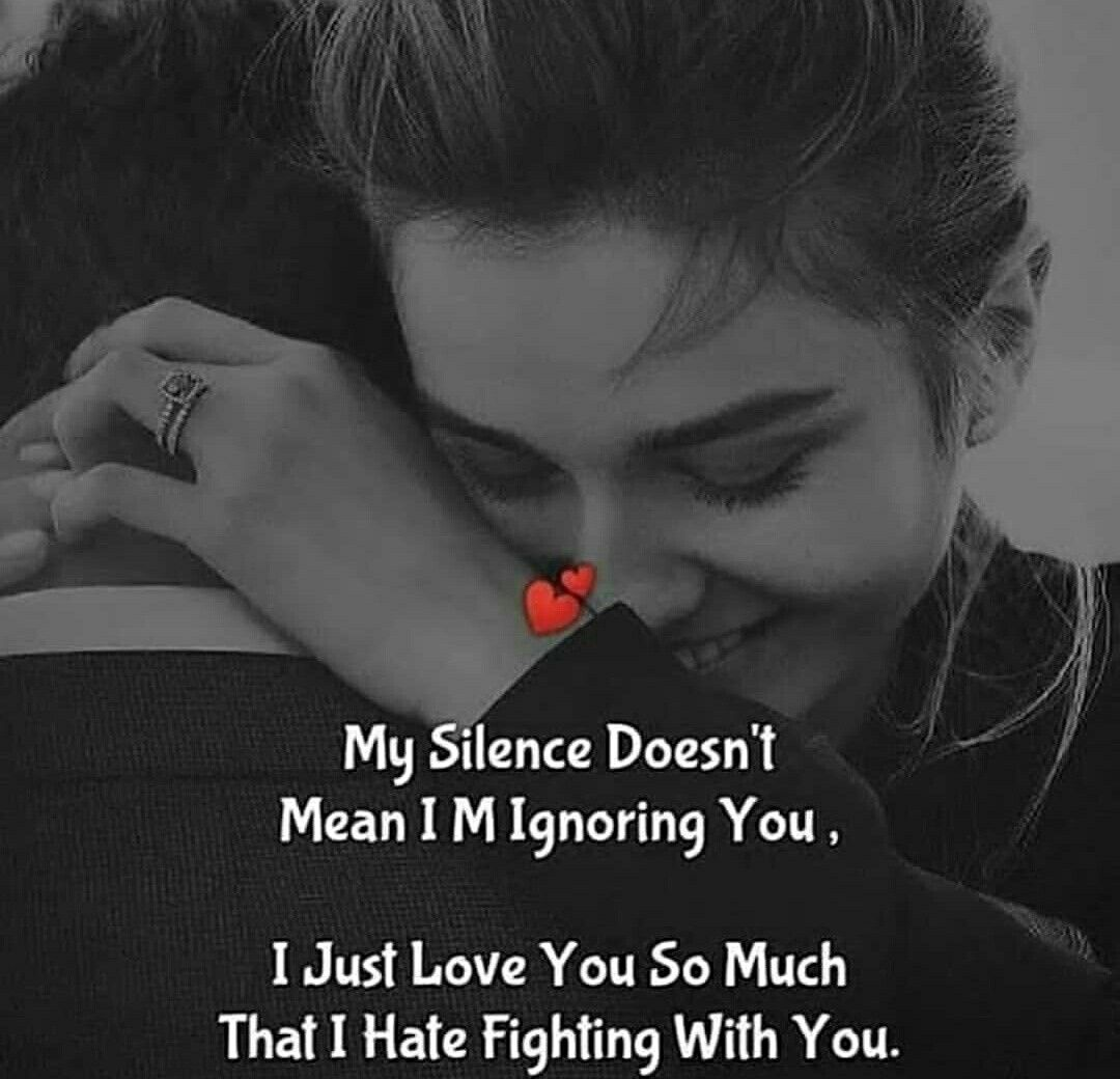 Romantic Feelings Real Love Quotes Love Smile Quotes My Silence Quotes