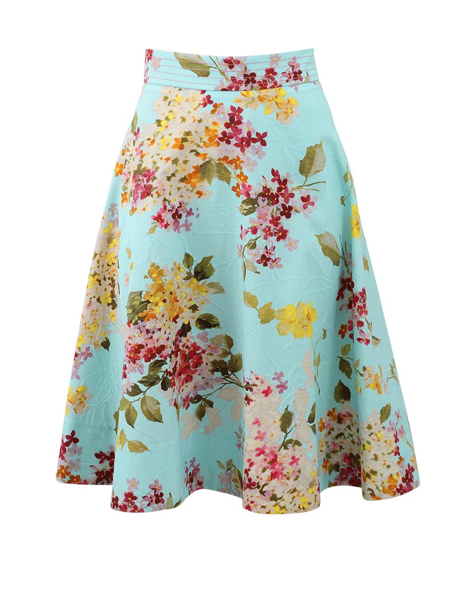 33aa40fcc3 Floral Printed Circle Skirt | Pants / Skirts :) | Floral skater ...