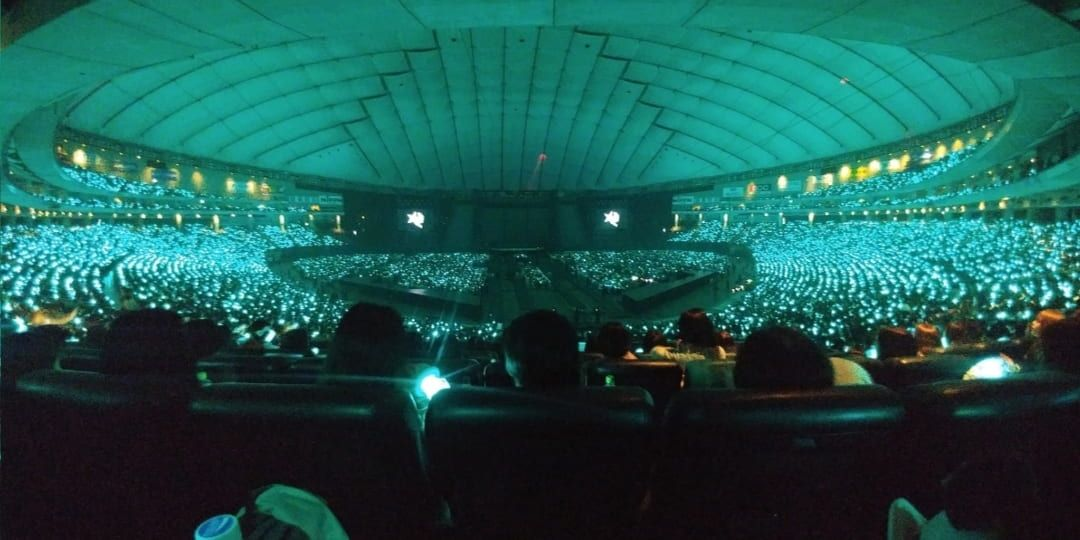 Dipenuhi Fans Ini 10 Grup Idol Kpop Yang Sukses Konser Di Tokyo Dome Konser Tokyo Dome Idol