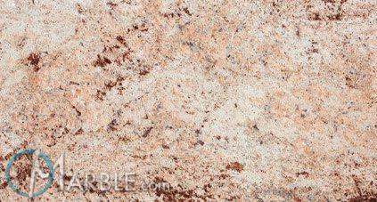 Shivakashi Pink granite - CloseUp Photo  Love this color, #1 pick at granite outlet
