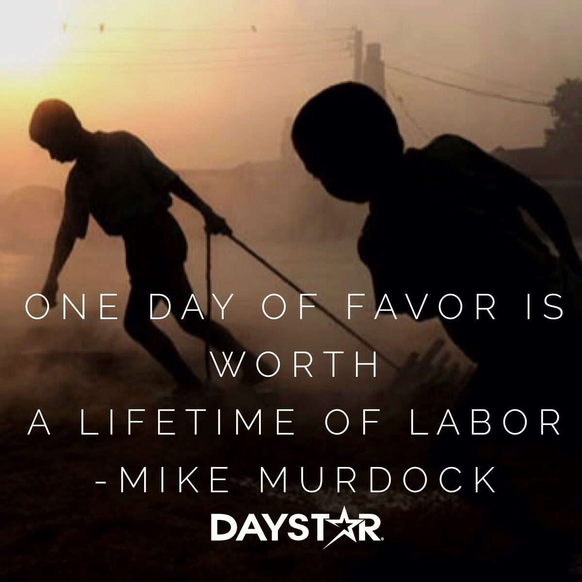 Mike Murdock Quotes: One Day Of Favor Is Worth A Lifetime Of Labor! -Mike