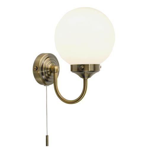 BAR0775 Barclay Bathroom Wall Light