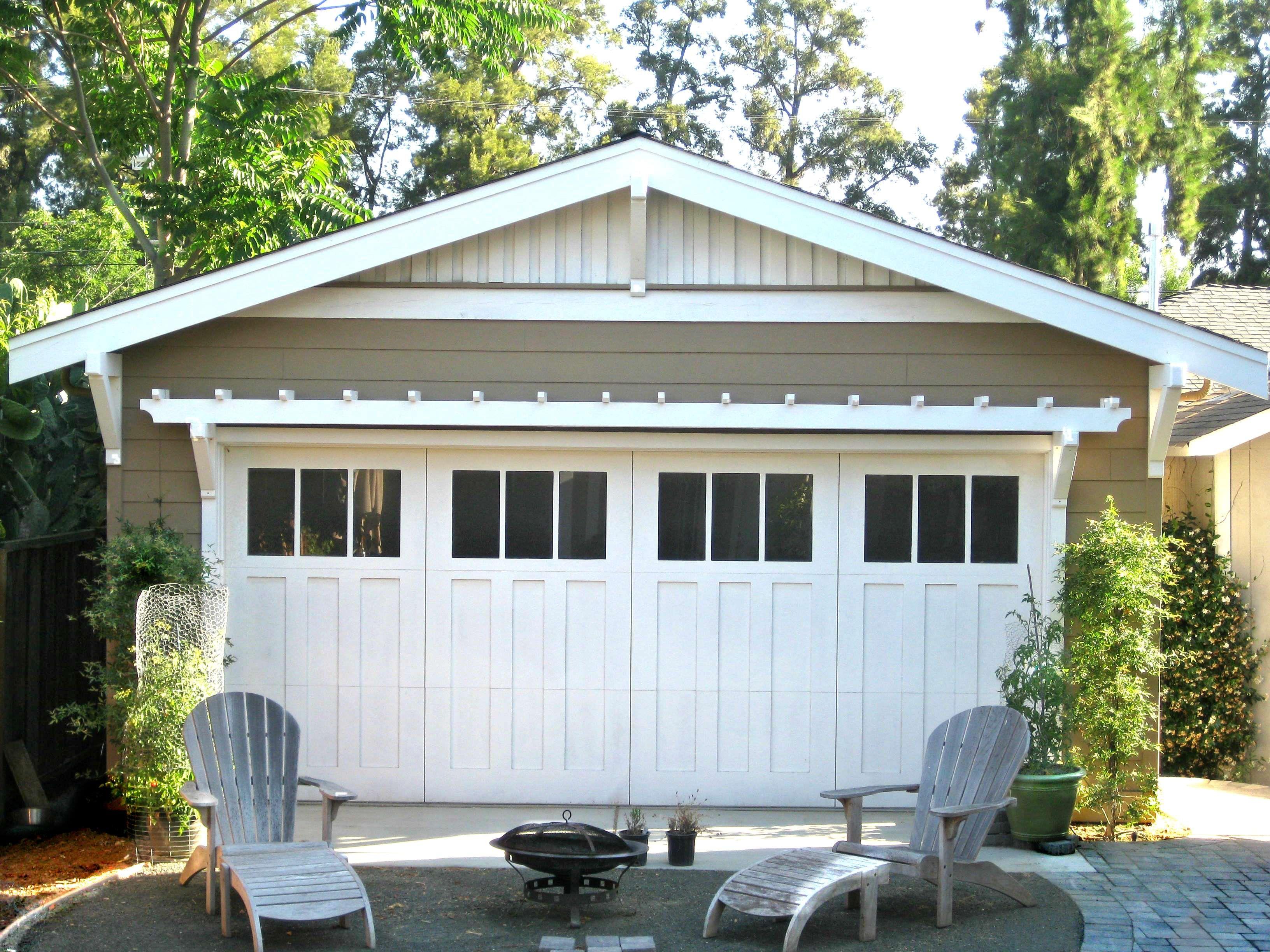 Garage Remodel -San Jose, CA A Classic Craftsman Style