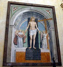 cristo risorto, s ambrogio, Bergognone - Wikipedia