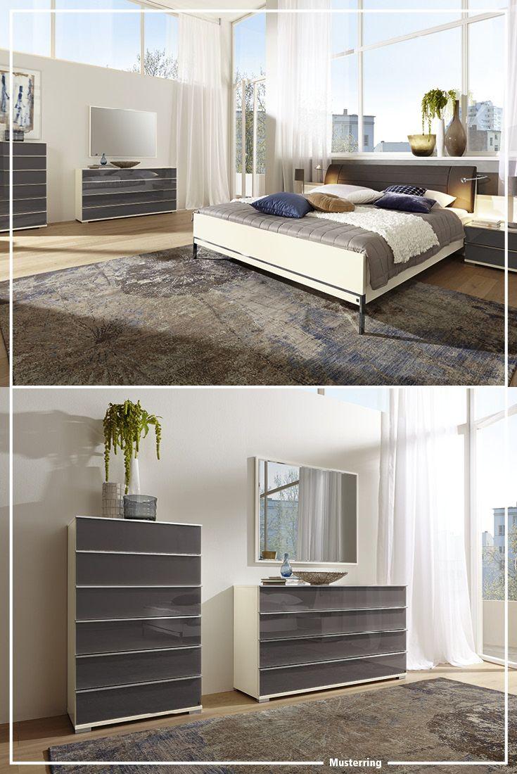 Musterring San Diego Schlafzimmer | sleeping room | Schlafzimmer ...