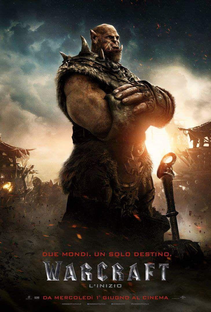 Warcraft Art Warcraft Film Affiche De Film