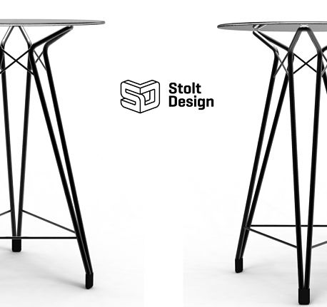 Diamond Bar Table Bistro Table Designed By Stolt Design In Norway - Diamond bar table