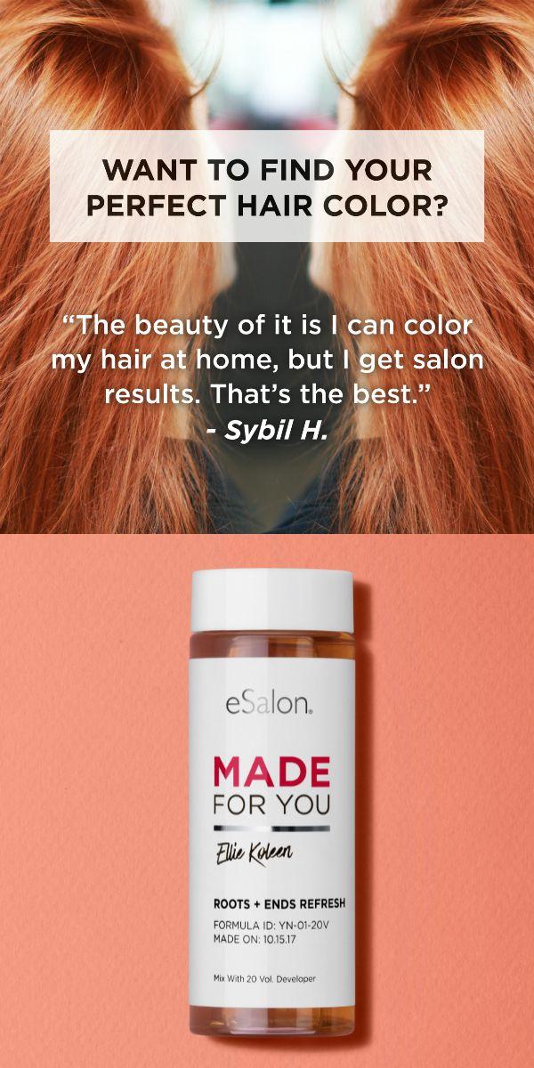 Custom formulated hair color for only $10 | colour hair hair color ...