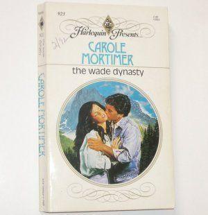 The Wade Dynasty: Carole Mortimer: 9780373109234: Amazon com