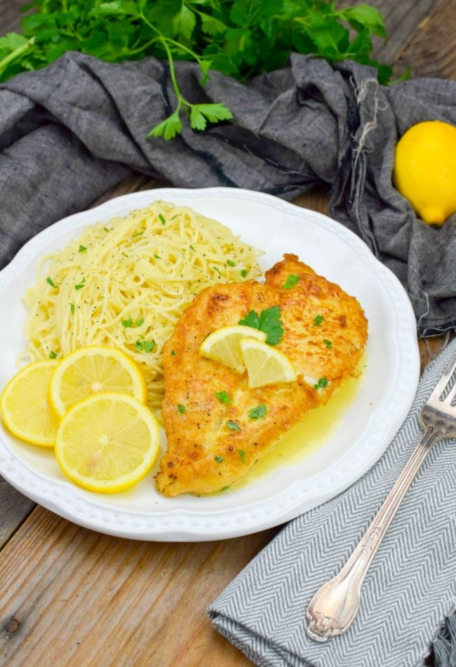 Chicken Francaise images