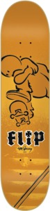 """Flip Tom Penny Doughboy Skateboard Deck - 7.75"""" x 31.63""""    $51.99 #tompenny #flipskateboards #flip #skateboarding #skateboard"""
