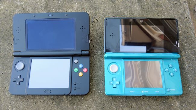 That's most curious about the New 3DS, however, is that it's only launching in Europe, at a price of £150 (around US$240, AU$300). The US and Australia will only get the XL variant while Brits will get both. Nintendo has obviously been keeping a close eye on consumer trends and, we assume, determined that everyone else prefers to go large.