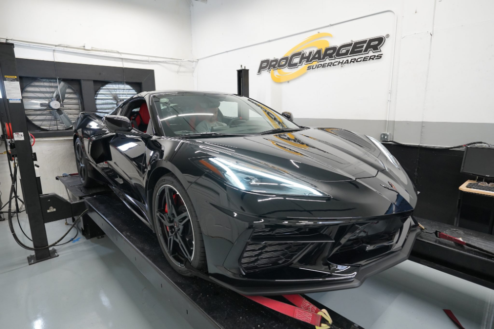 Procharger Planning 2020 Stingray Supercharger Kit With Nearly 700
