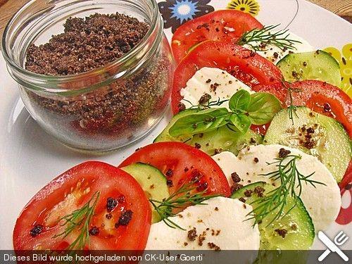 Balsamico - Salz von heike1276 | Chefkoch