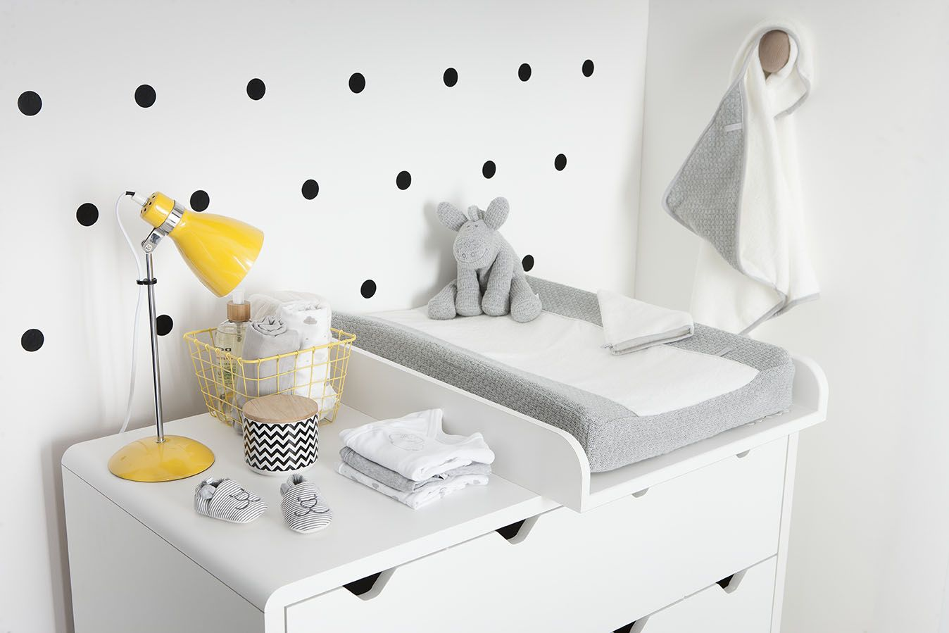 The Sublime Collection Noukie S Scandinavian Style White Black