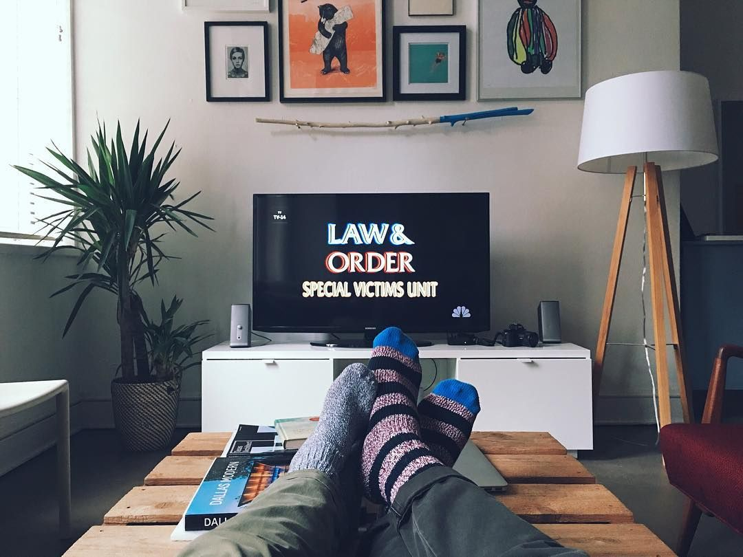 Love is an all day binge of your favorite show. For @his_and_her_blog it's Law & Order SVU. Respect. #insploreclub