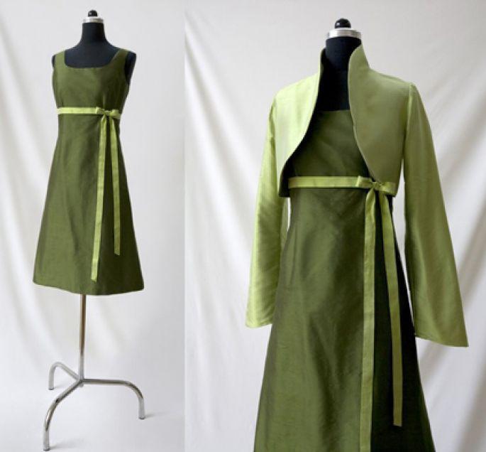 Brautmode für´s Standesamt - farbenfroh und elegant | Mode ...