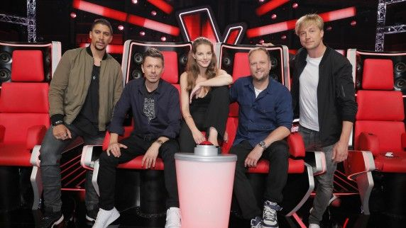 The Voice Of Germany Tv Programm