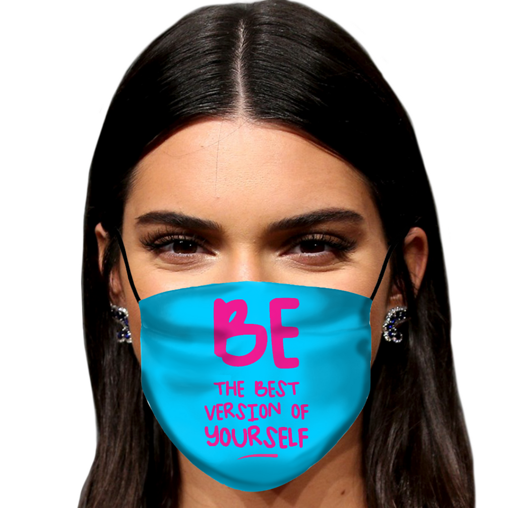 Be the best version of yourself in 2020 Masks for sale